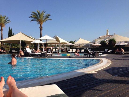 Vale d'Oliveiras Quinta Resort & Spa: Pool