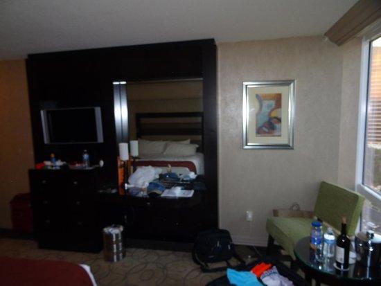 Treasure Island - TI Hotel & Casino: Part of our room