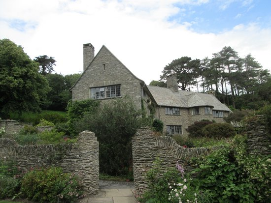 Coleton Fishacre- the house