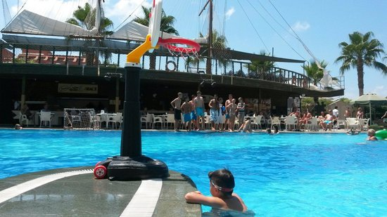 Can Garden Resort: Pool