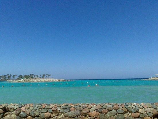 Arabella Azur Resort: Lagune