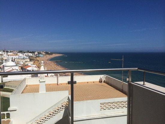 Vila Sao Vicente Boutique Hotel : Sea view