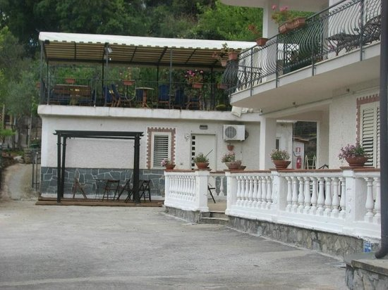 Elios Residence : sala bed &breakfast