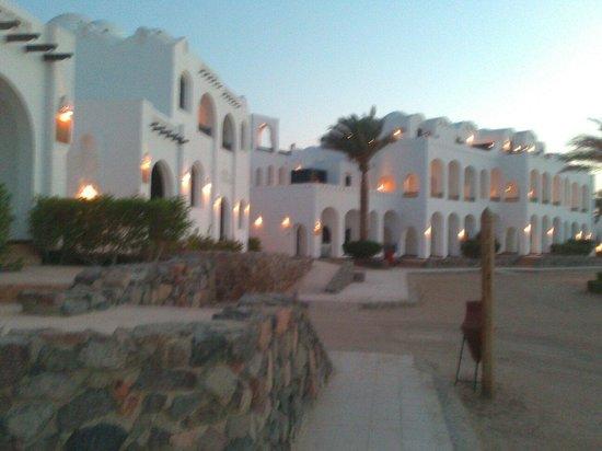 Arabella Azur Resort: Hotelanlage
