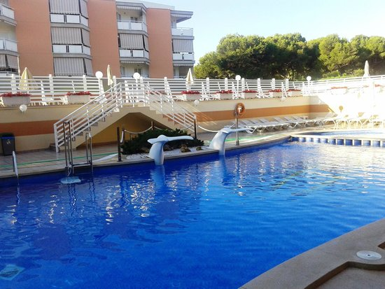 Palmira Isabela: piscina