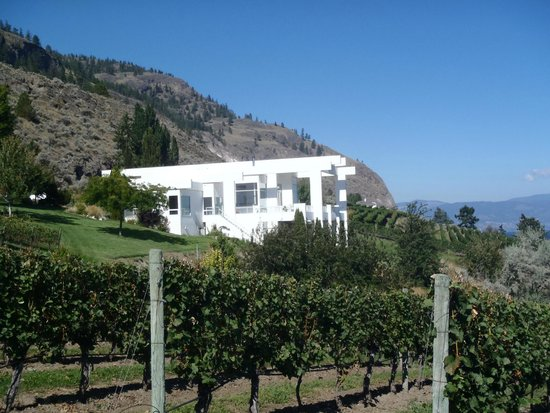 Summerland, Καναδάς: View of the winery.