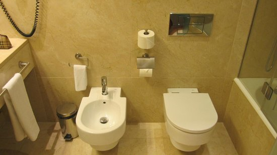 Hotel Astoria 7: Cuarto de baño