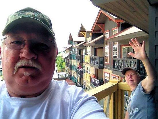 Snowshoe Mountain Resort : Havin Fun