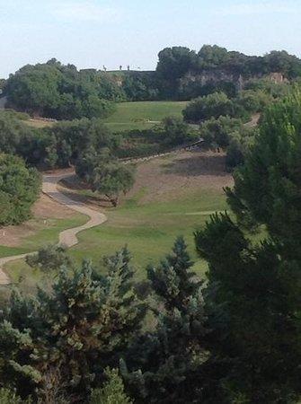Barceló Montecastillo Golf: Downhill at last