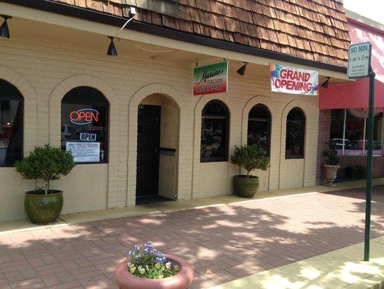 Marino's Italian Restaurant: Marino's