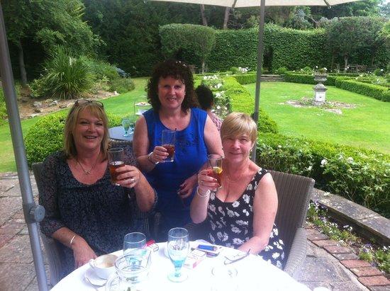 Langshott Manor Hotel Gatwick: Birthday girls