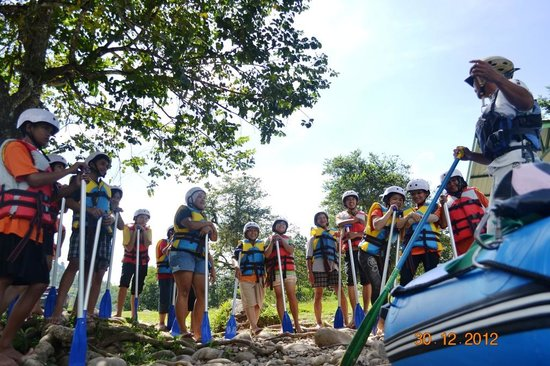 Poturidong Tengah Bundu Camping Site - Day Advenutres