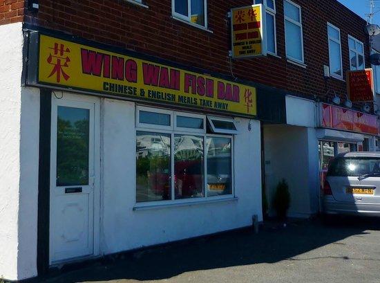 Wing Wah Fish Bar, Kinmel Bay