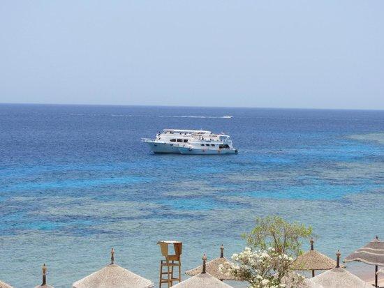 Hyatt Regency Sharm El Sheikh: Вид на море