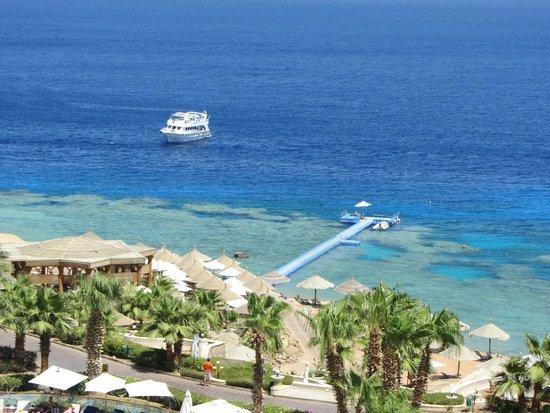 Hyatt Regency Sharm El Sheikh Resort: Пантон