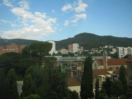Residencia Salesiana Marti-Codolar: wonderful view