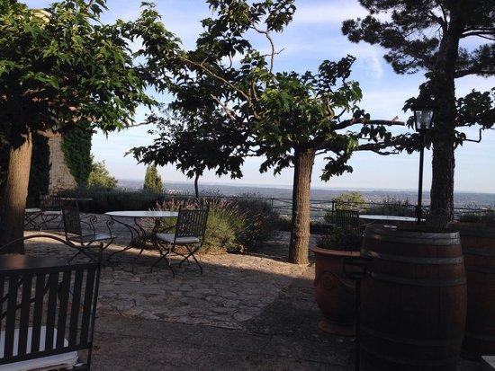 Garrigae Abbaye de Sainte Croix : View 1