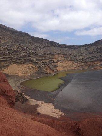 El Lago Verde: El Golfo