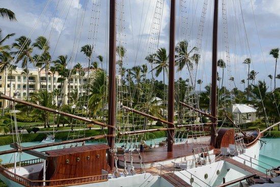 Iberostar Grand Hotel Bavaro: Вид из номера