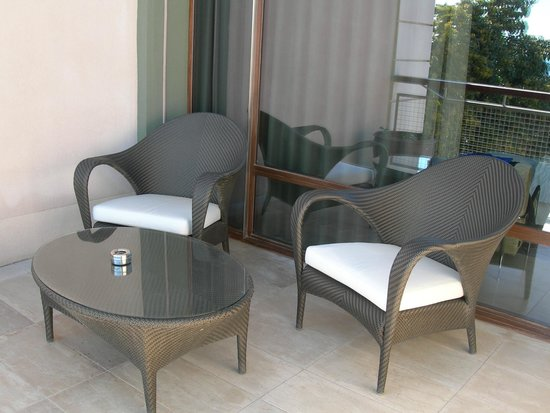 Hotel Miramar Barcelona: Balcony