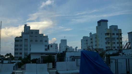 The Redbury South Beach: View at Pool