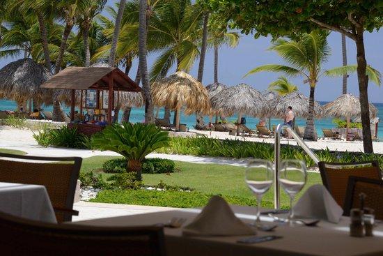 Iberostar Grand Hotel Bavaro : Вид из ресторана