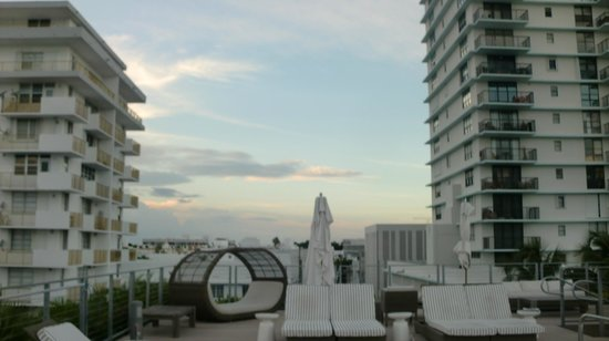 The Redbury South Beach: View at Pool
