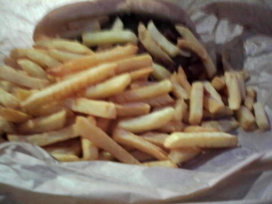 La Frit'Rit: Frites et Kebab