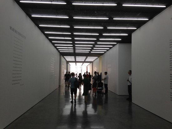 White Cube Gallery: The gallery
