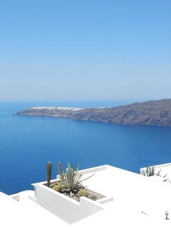 Dreaming View Suites: Vue du balcon