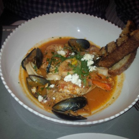 The Traymore Restaurant & Bar : Seafood