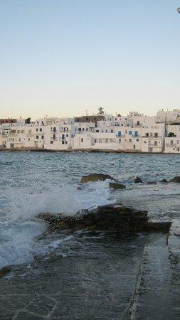 Alexandros Studio Apartments: Harbour
