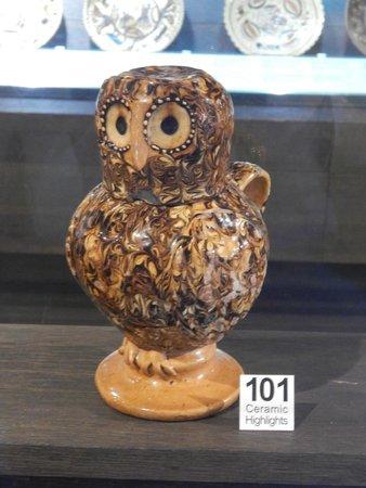 Owl Jug Seen On Antiques Roadshow