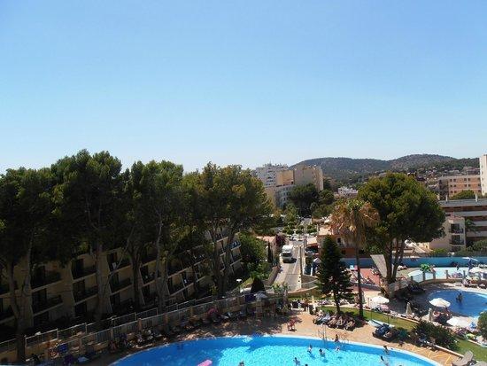 Hotel Marina Torrenova: View from room
