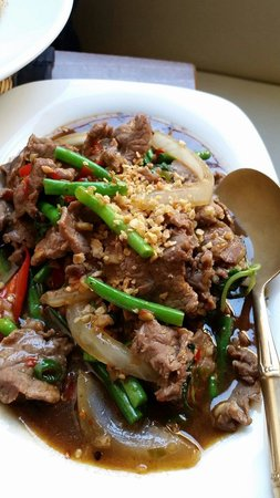 The Old Siam: Beef