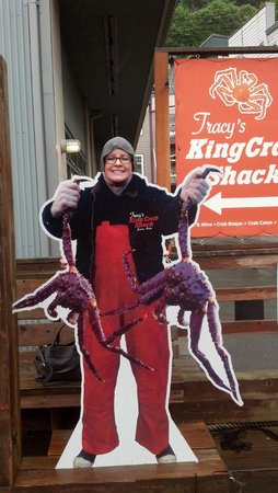 Tracy's King Crab Shack: Thank you Tracy's.