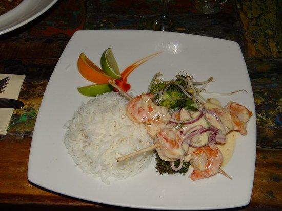 Ginger - Carib Asian Cuisine-: Shrimp