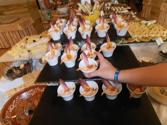 Hotel Marina Torrenova: Themed special night