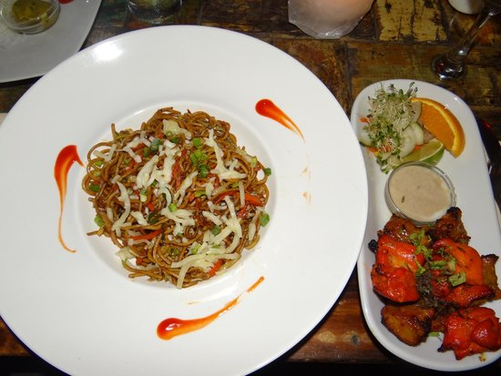 Ginger - Carib Asian Cuisine-: Chef's special - Awesome