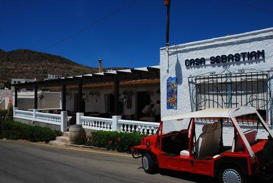 Casa sebastian san jose restaurantanmeldelser tripadvisor - Casa san sebastian ...