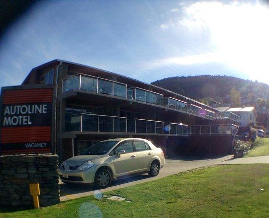 Autoline Motel: Autoline