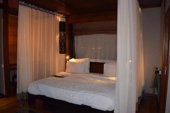Le Meridien Bora Bora : Bethroom