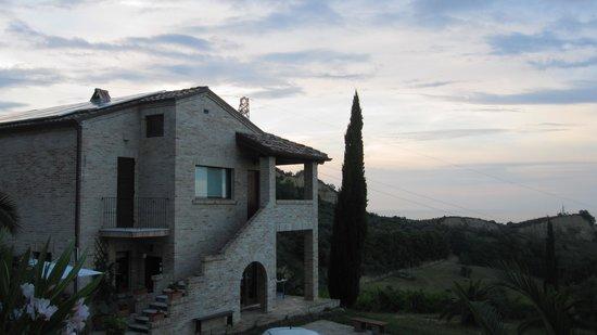 Villa Cri Cri B&B di Charme: Vista complessiva