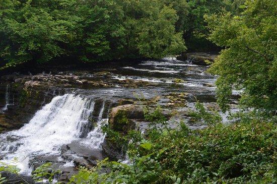 Aysgarth Falls: Middle Falls