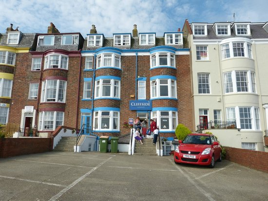 Cliffside Guest House Guesthouse Reviews Scarborough