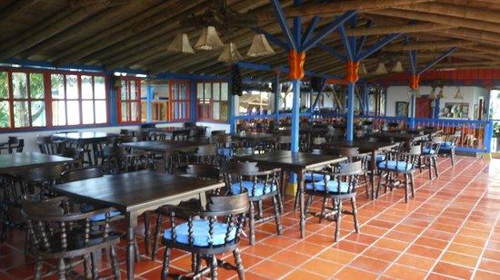Bosques Del Saman - Alcala : restaurant