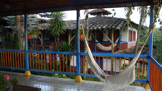 Bosques Del Saman - Alcala : balcony
