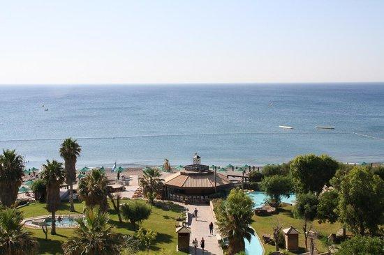Esperos Palace Resort : Meerblick