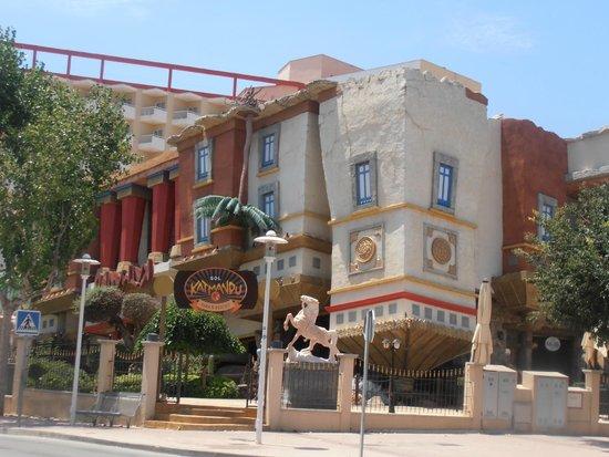 Hotel Marina Torrenova: Katmando House