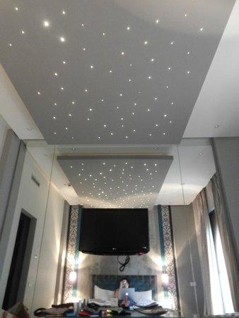 Résidence Dar Lamia : Plafond étoilé